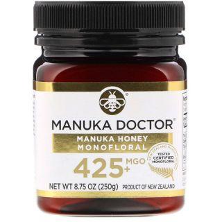 Manuka Doctor, Manuka Honey Mono-nectar, Methylglyoxal 425+, 8.75 oz (250 g)
