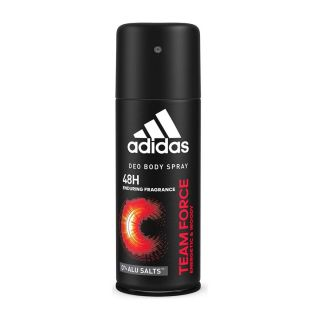 Adidas Team Force Energetic and Woody Deo Body Spray 48H - 150ml