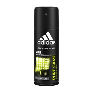 Adidas Pure Game Intense and Bold Deo Body Spray 48H - 150ml