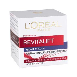 L'Oreal Paris Revitalift Anti-Wrinkle + Firming Night Cream - 50ml