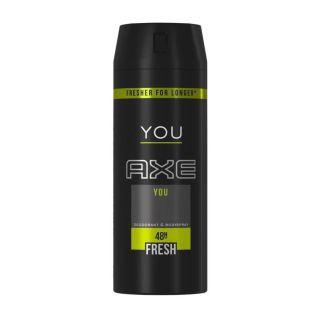 Axe You 48H Fresh Deodorant Body Spray - 150ml