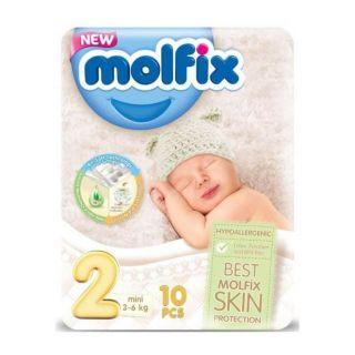 Molfix Comfort Fix Size (2) Mini - 10pcs