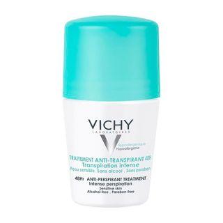 Vichy 48hr Anti-Perspirant Treatment Roll On 50ml