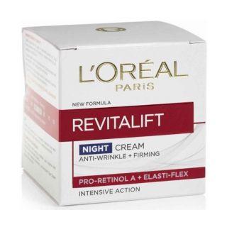 Loreal Revitalift Anti-Wrinkle + Extra Firming Night Cream 50ml