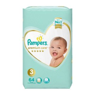 Pampers Premium Care Size (3) 6-10kg