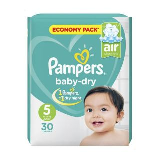 Pampers New Baby Size (5) 11-25kg Junior