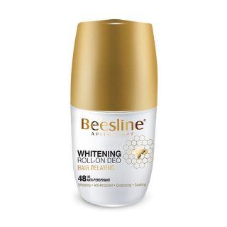 Beesline Whitening Roll On Hair Delaying Deodorant - 50ml