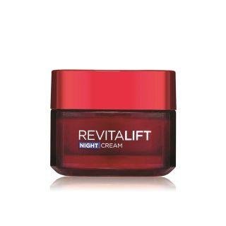 L'Oreal Paris Revitalift Night Moisturizing Cream - Anti Wrinkle & Extra-Firming, 50 ml