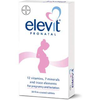 Elevit Pronatal Multivitamin For Pregnancy & Lactation 30 film-coated tablets