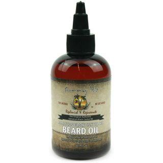 Sunny Isle Jamaican Black Castor Oil Beard Oil 4oz