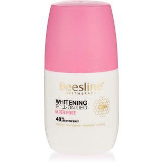 Beesline Whitening Roll-On Deodorant , Elder Rose