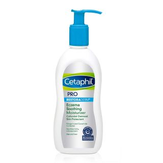Cetaphil Pro Eczema Soothing Moisturizer Unscented, 10 Fl Oz