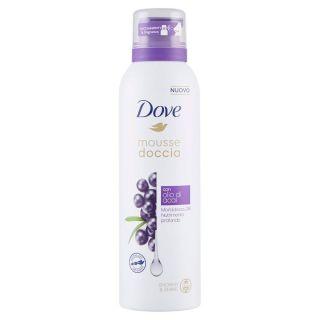 Dove Mousse Doccia Acai Oil Shower & Shave– 200ml