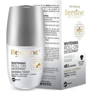 Beesline Whitening Roll-On Deodorant - Invisible Touch
