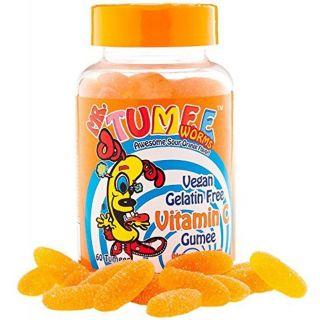 Mr. Tumee Vitamin C Gumee, Orange, 60 Count