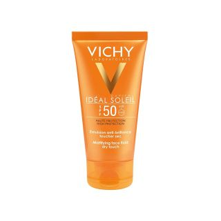 Vichy Ideal Soleil Mattifying Face Fluid Dry Touch SPF 50 - 50 ml