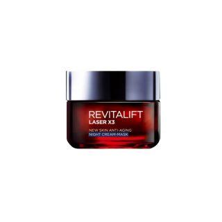 Loreal Revitalift X3 Laser Night Cream, 50 ml