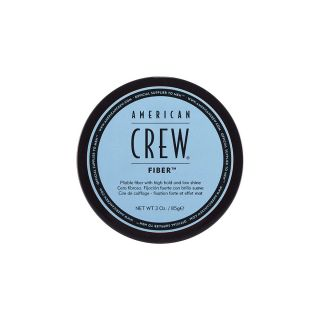 AMERICAN CREW Fiber, Strong Pliable Hold with Low Shine