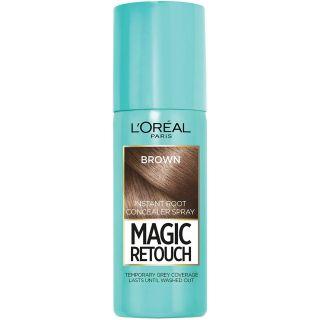 L'Oreal Paris Magic Retouch Instant Root Concealer, Brown
