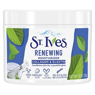 St. Ives Facial Moisturizer Renewing Skin Collagen & Elastin,283 g