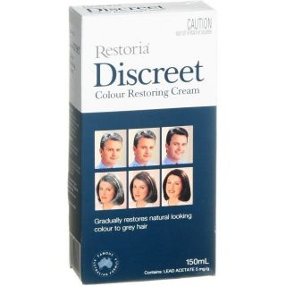 Restoria Discreet Cream And Lotion For Hair 150ML