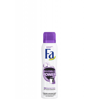 Fa Invisible Power Soft Freshness Women 48 H Protection Spray  150ml