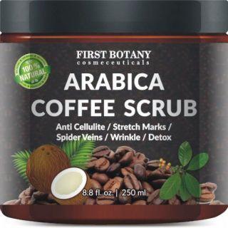 Natural Arabica Coffee Scrub