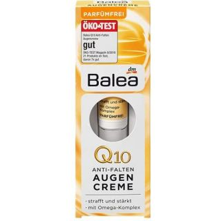 balea Q10 anti-wrinkles eye cream 15ml