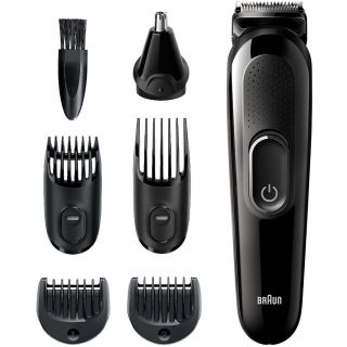 Braun All-in-one trimmer MGK3220, 6-in-1 trimmer, 5 attachments