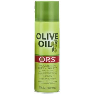 ORS Nourishing Sheen Hair Spray with Olive Oil - 472 ml