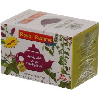 Royal Regime Herbal Tea - 25 Bags