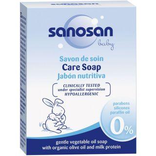 Sanosan Baby Soap, 100 Gm