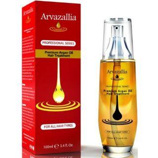 Argan Oil for Hair Treatment By Arvazallia Leave in Treatment & er