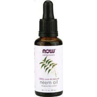 NOW Foods Neem Oil, 1-Fluid Ounce.