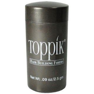 Toppik Hair Building Fibers Dark Brown 0.09 Oz. (Travel Size)
