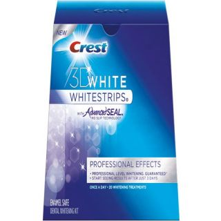 Crest 3D White Professional Effects 3 Strips