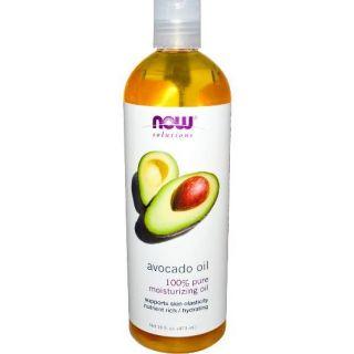 Now Foods, Solutions, Avocado Oil, 16 fl oz (473 ml)