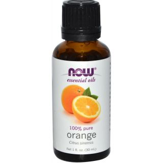 Now Foods Essential Oils Orange 30 ml