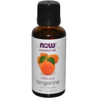 Now Foods, Essential Oils, Tangerine, 1 fl oz (30 ml)