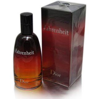 Dior Perfume - Fahrenheit by Christian Dior - perfume for men - Eau de Toilette, 100ml