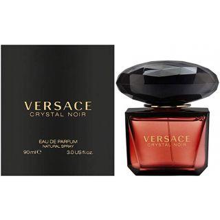 Versace Crystal Noir by Versace for Women - Eau de Parfum, 90ml