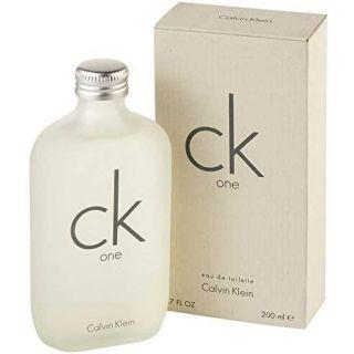 Calvin Klein One for Unisex, 200 ml, EDT Spray