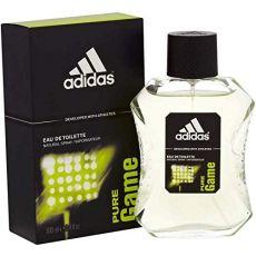 Adidas Pure Game Eau De Toilette For Men 100 ml