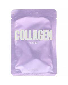 Lapcos, Beauty Sheet Collagen Mask, Firming, 1 Sheet Mask, 0.84 fl oz (25 ml)