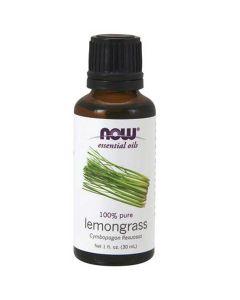 NOW Essential Pure Lemongrass 30ml