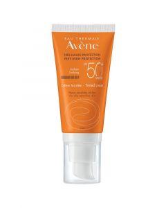 Avene SPF 50+ Tinted Cream - 50ml
