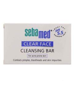 Sebamed Clear Face Cleansing Bar Acne Prone Skin - 100gm