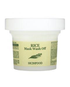 Skinfood, Washable Rice Beauty Mask, 3.52 oz (100 g)