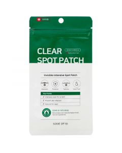 Some By Mi, Acne Treatment Patch, 30 Day Magic Formula, 18 Patches