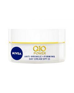 Nivea Q10 Plus Anti Wrinkle Day Face Cream - 50ml
